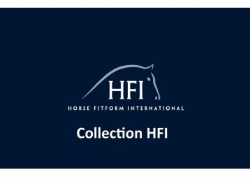 Catalogue HFI 2018