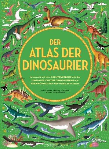Der Atlas der Dinosaurier –Leseprobe