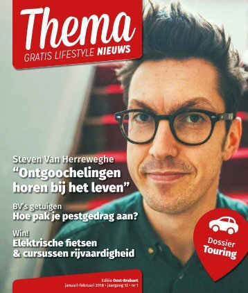 180102 Thema Januari Februari 2018 - editie Brabant