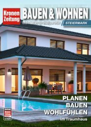 Bauen Wohnen Steiermark 2018-01-14