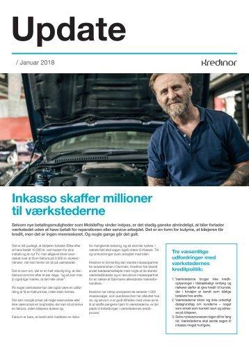 KREDINOR UPDATE #1 2018 HØJ