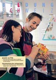 Jenseits von PISA Verantwortung der Lehrpersonen - beim LCH