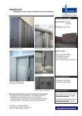 Objektberichte und Referenzen - Gabler Bauspezialartikel - Page 3
