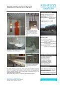 Objektberichte und Referenzen - Gabler Bauspezialartikel - Page 6