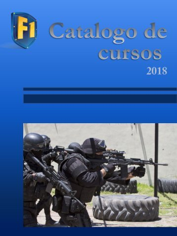 CATALOGO CURSO 2018