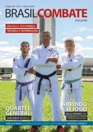 Brasil Combate Magazine | Edição #1 | JAN 2018