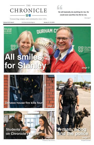 The Durham Chronicle 17-18 Issue 05