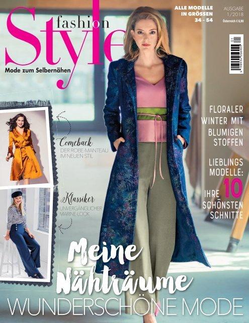 Fashion Style Nr. 1/2018