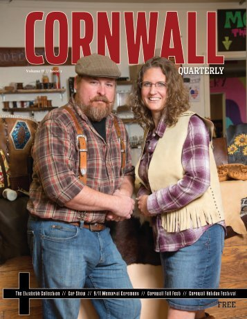 Cornwall Quarterly