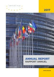 CNUE - Annual Report 2017
