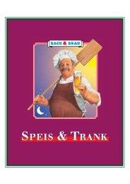 SPEIS & TRANK SPEIS & TRANK