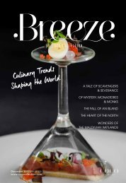 Breeze_Issue_006_Culinary_trends_shaping_the_World