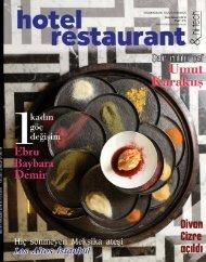Hotel Restaurant  Magazine Ocak 2018 Sayısı