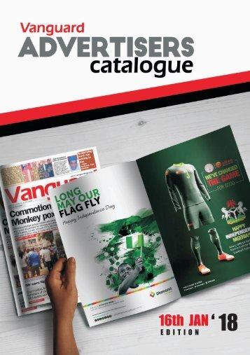 ad catalogue 16 January 2018