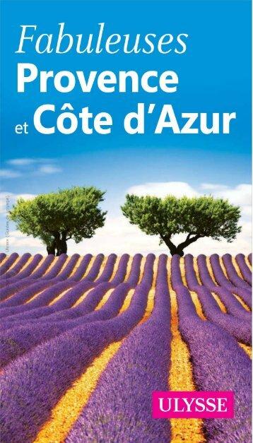 Fabuleuses Provence et Cote d-Azur