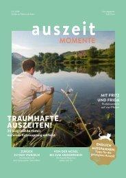 Auszeit-Momente Ausgabe Rhein Main