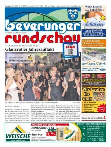 Beverunger Rundschau 2018 KW 03
