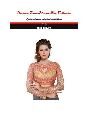 Designer_Saree_Blouses_New_Collection