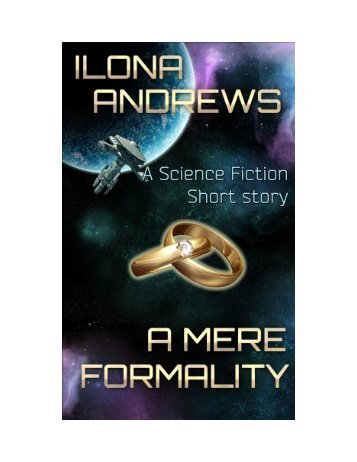 a mere formality - Ilona Andrews