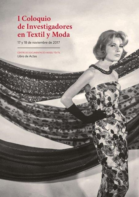 cf6f8b4f1 Libro de actas I Coloquio de Investigadores en textil y Moda