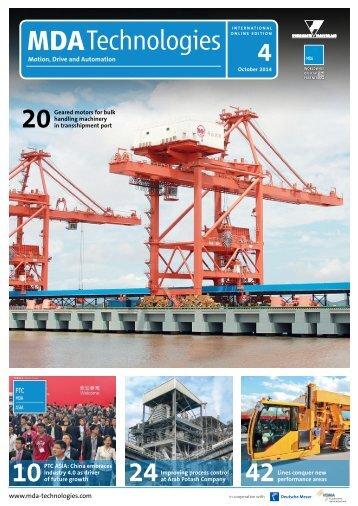 MDA Technologies 4/2014
