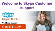 Call Skype  Support  Number Australia- 1800-431-295