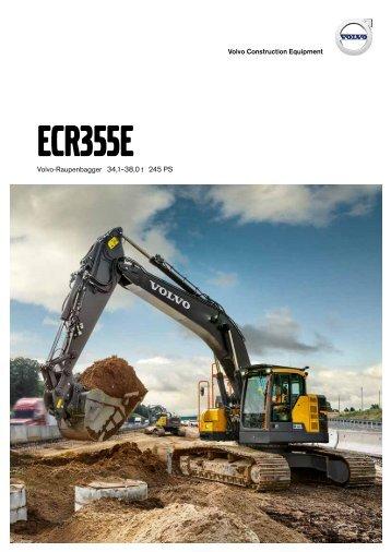 Brochure ECR355E
