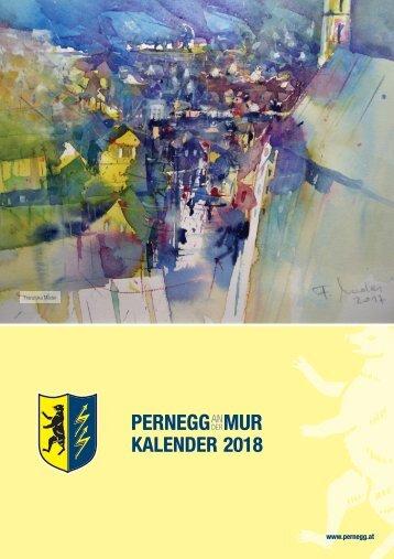 Pernegg Kalender 2018