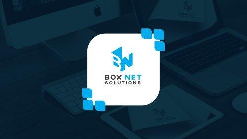 Cum creeaza compania Box Net Solutions un logo pentru clientii sai?