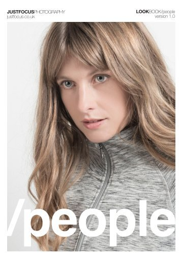 Portrait lookbook