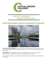 2018 Advocacy Agenda VERSION 2