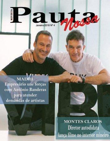 Revista Pauta Nossa Janeiro 2018
