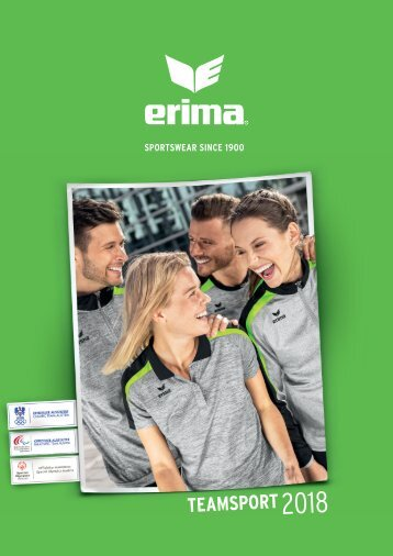 ERIMA Teamsport 2018