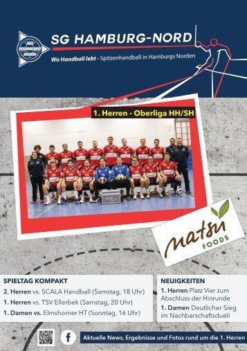 SG Hamburg-Nord vs. TSV Ellerbek