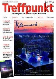 veranstaltungskalender - Treffpunkt Karlsruhe