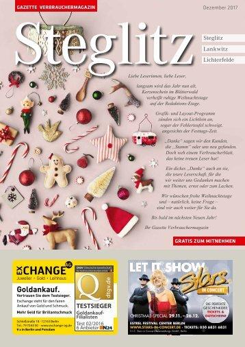 Gazette Steglitz Nr. 12/2017