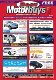 Best Motorbuys: May 27, 2016