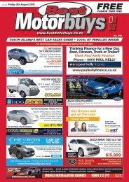 Best Motorbuys: August 05, 2016