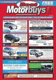 Best Motorbuys: November 04, 2016
