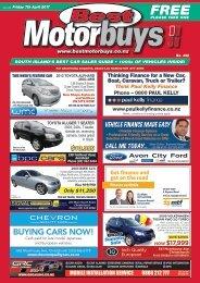 Best Motorbuys: April 07, 2017