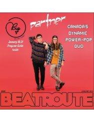 BeatRoute Magazine AB print e-edition - [January 2018]
