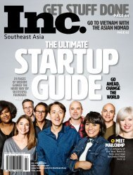 Inc. Southeast Asia Startup Guide | Asian Nomads