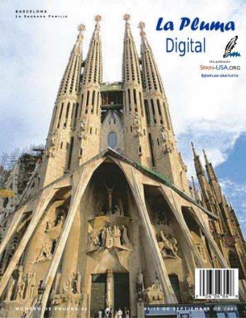 La Pluma - SPAIN USA www.spain-usa.org