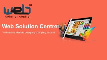 Cheap Web Design Company In Delhi