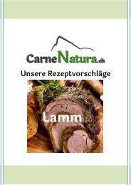 Rezeptvorschläge Lamm