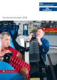 Kundenschulungen 2018 [DE]