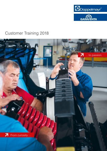 Customer Training 2018 [EN]