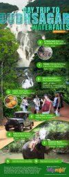 Dudhsagar Water falls, Jeep Booking & Spice Plantation Packages - Goa
