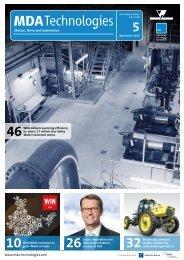 MDA Technologies 5/2015