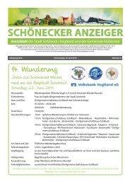 Schönecker Anzeiger Juni 2014